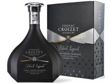Konjakas Croizet Grand Champagne Black Legend su dež. 0,7 l