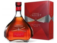 Konjakas Croizet Grand Champagne V.S.O.P. su dež. 0,7 l