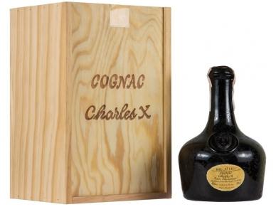 Konjakas Lheraud Charles X su dėž. 0,7 l