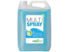 Langų valiklis Greenspeed Multi Spray 5 l
