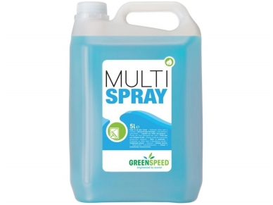 Langų valiklis Greenspeed Multi Spray 5 l