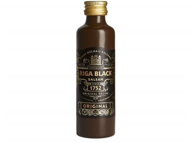 Likeris Rigas Black Balzam 0,04 l mini