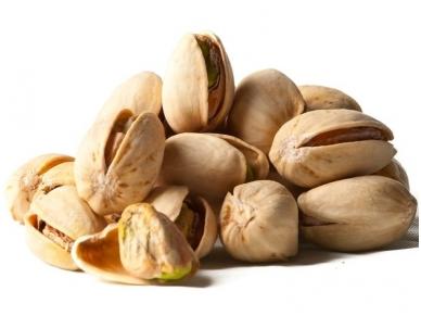 Natūraliai skilusios pistacijos kepintos ir sūdytos 100 g