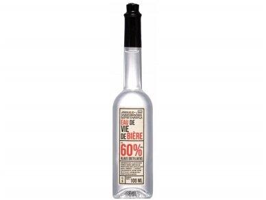 Pakruojo dvaro spiritinis gėrimas Eau De Vie De Biere 60% 0,1 l