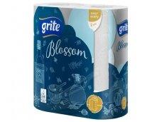 Popieriniai rankšluosčiai Grite Blossom 2 vnt