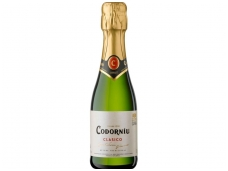 Putojantis vynas Codorniu Classico Cava Brut 0,2 l