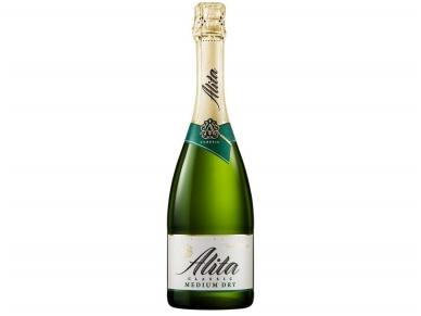 Putojantis vynas Alita Classic medium dry 0,75 l
