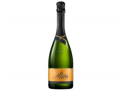 Putojantis vynas Alita Selection Brut Cuvee 0,75 l