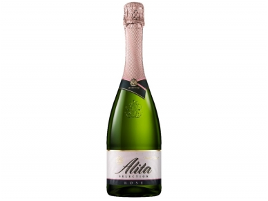 Putojantis vynas Alita Selection Rose 0,75 l