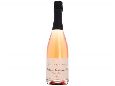 Putojantis vynas Domaine de la Bretauche Methode Traditionnelle Rose 0,75 l
