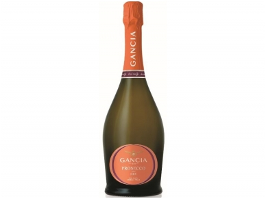 Putojantis vynas Gancia Prosecco D.O.C. 0,75 l