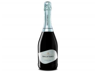 Putojantis vynas Rocca dei Forti Demi Sec 0,75 l