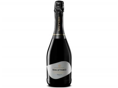 Putojantis vynas Rocca dei Forti Brut 0,75 l