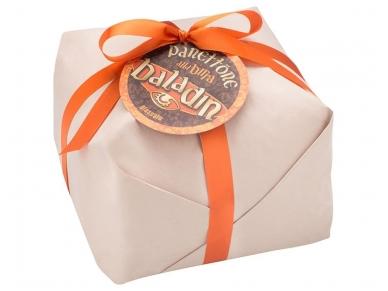 Pyragas Panettone Baladin su aplesinų žievelėmis 1000 g