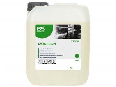 Rankų ir paviršių dezinfekantas Izodezon 5 l