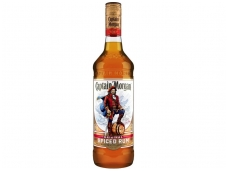 Romas Captain Morgan Spiced Gold 0,7 l