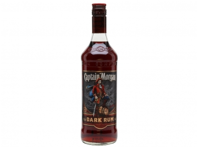 Romas Captain Morgan Black Label 0,7 l