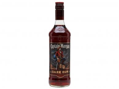Romas Captain Morgan Black Label 0,7 l