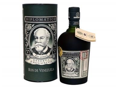 Romas Diplomatico Reserva Exclusiva 0,7 l