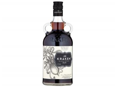 Romas Kraken Black Spiced 0,7 l