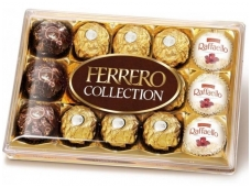 Saldainiai Ferrero Collection 172 g