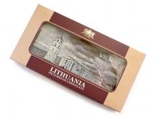 Šokoladas plytelė su 3D vaizdu (Vilnius) 150 g