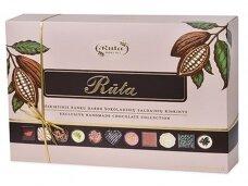 Saldainių rinkinys Rūta 450 g