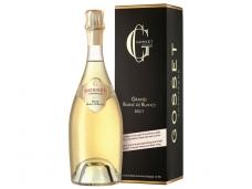 Šampanas Gosset Grand Blanc de Blancs Brut su dėž. 0,75 l