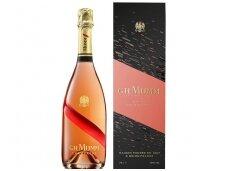 Šampanas Mumm Grand Cordon Rose su dėž. 0,75 l