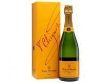 Šampanas Veuve Clicquot su dėž. 0,75 l