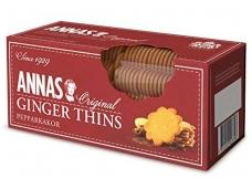 Sausainiai ANNAS imbieriniai 150 g