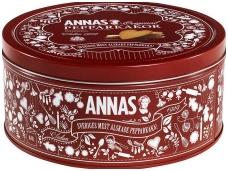 Sausainiai ANNAS imbieriniai Kalėdinė dėž. 400 g