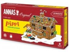 Imbieriniai sausainiai ANNA'S Kalėdinis Namukas 515 g