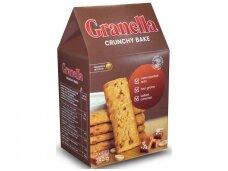 Sausainiai Granella su riešutais ir sūria karamele 240 g