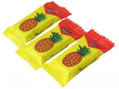 Saldainiai Ananasiniai 1 kg