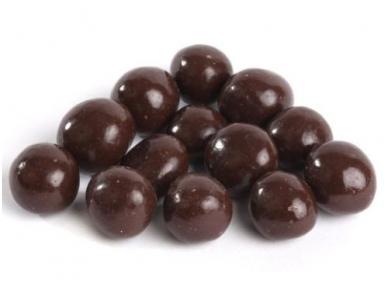 Saldainiai Dražė Lazdynų riešutai su šokoladu 1 kg