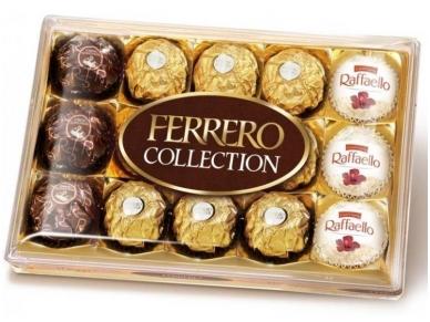 Saldainiai Ferrero Collection 172 g