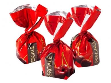 Saldainiai Pergalė Cherry 1 kg
