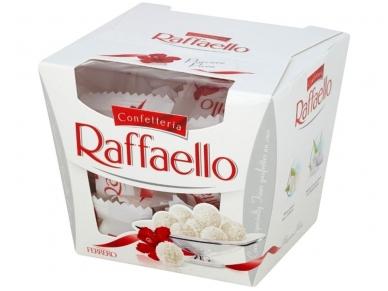 Saldainiai Raffaello 150 g