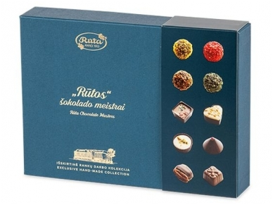 Saldainiai Rūtos šokolado meistrai 230 g
