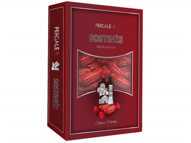 Saldainiai Sostinė dėž. 250 g