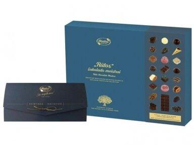 Saldainių kolekcija Šimtmečio istorija 550 g