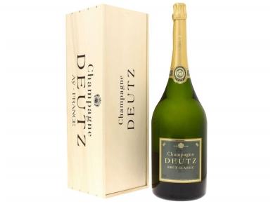 Šampanas Deutz Brut Double Magnum su dėž. 3 l