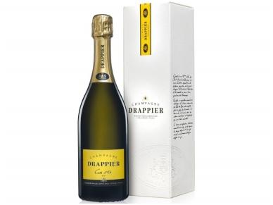 Šampanas Drappier Carte d'Or Brut su dėž. 0,75 l
