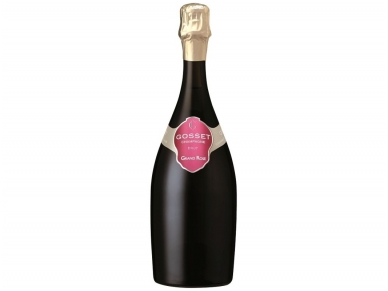 Šampanas Gosset Grand Rose Brut 0,75 l