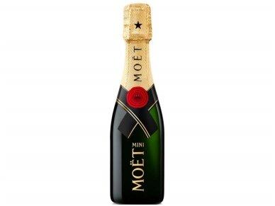 Šampanas Moet Brut Imperial 0,2 l