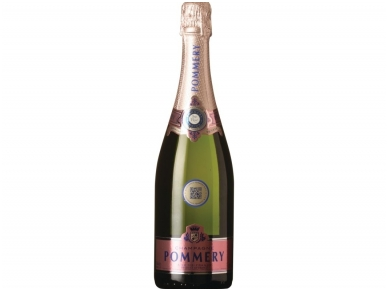 Šampanas Pommery Brut Royal rose 0,75 l