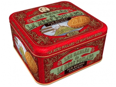 Sausainiai La Mere Poulard klasikiniai sviestiniai 250 g