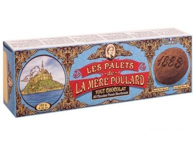 Sausainiai La Mere Poulard šokoladiniai sviestiniai 125 g