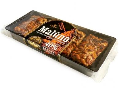 Sausainiai Malūno su karamelizuotais riešutais 200 g